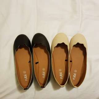 Size 36 RUBI Shoes. x 2 pairs.