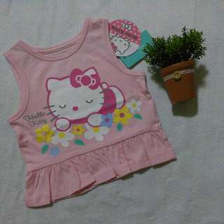 Hello Kitty Baby Top(New)