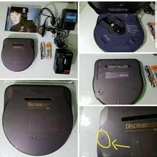 sony cd機