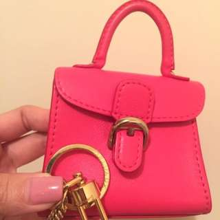 Delvaux brilliant charm (limited edition)