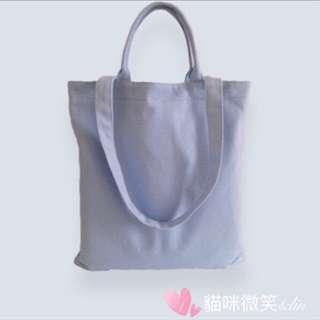 🚚 日系素色帆布包