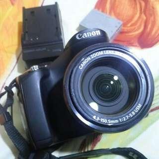 Canon SX40 超望遠類單眼