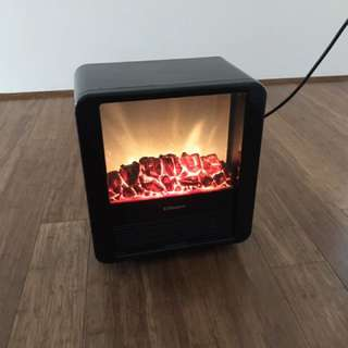 Dimplex electric heater x2