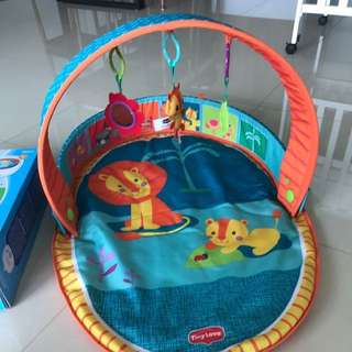 Baby Play Mat Tummy Time Activity Gym