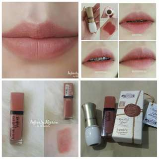 Beauty Cottage and Bourjois Lippies