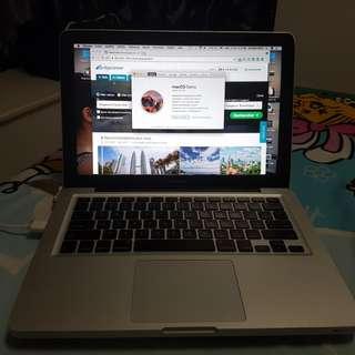 MacBook Pro - 16Go memory - 511 Go storage