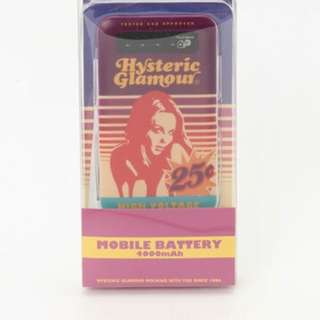 Hysteric Glamour 充電器