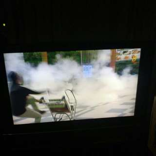 "Samsung 40"" lcd tv used"