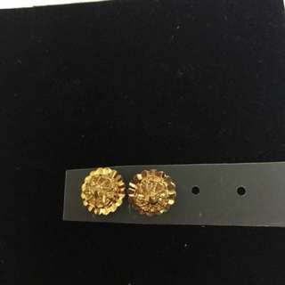 Gold Plated Earing