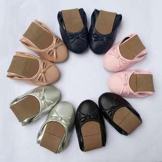 Ballet flat shoes. MTO