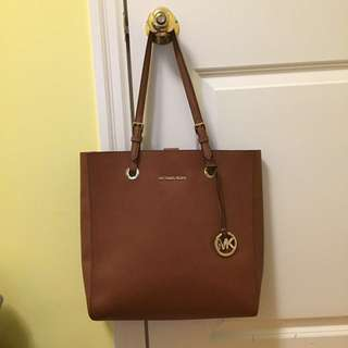 Michael Kors Brown Tote