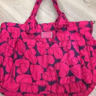 經典Marc by Marc Jacobs Tote Bag (98% 新) 可用作奶粉袋