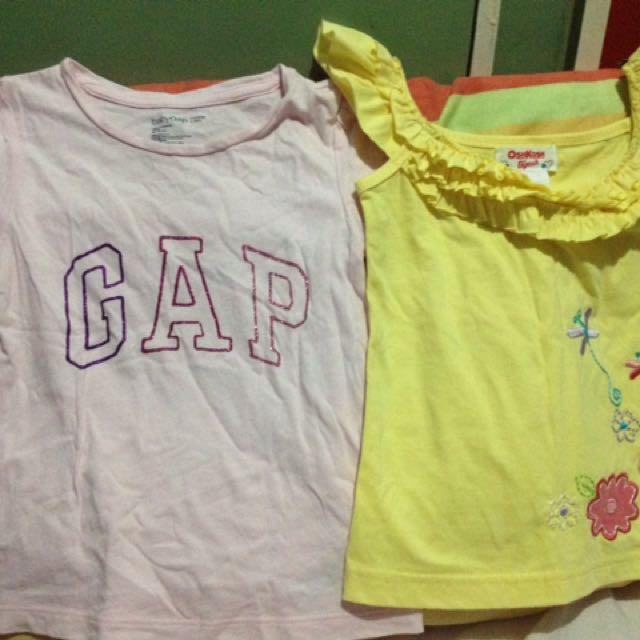 🐾 Gap & Oshkosh Cutie Top 🐾