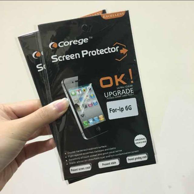 全新✨ iphone6/6s 手機保護貼 #交換最划算
