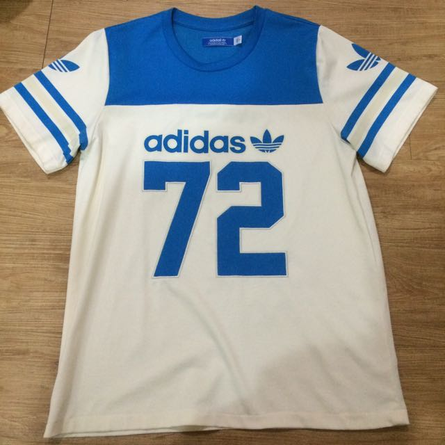 Adidas美式球衣