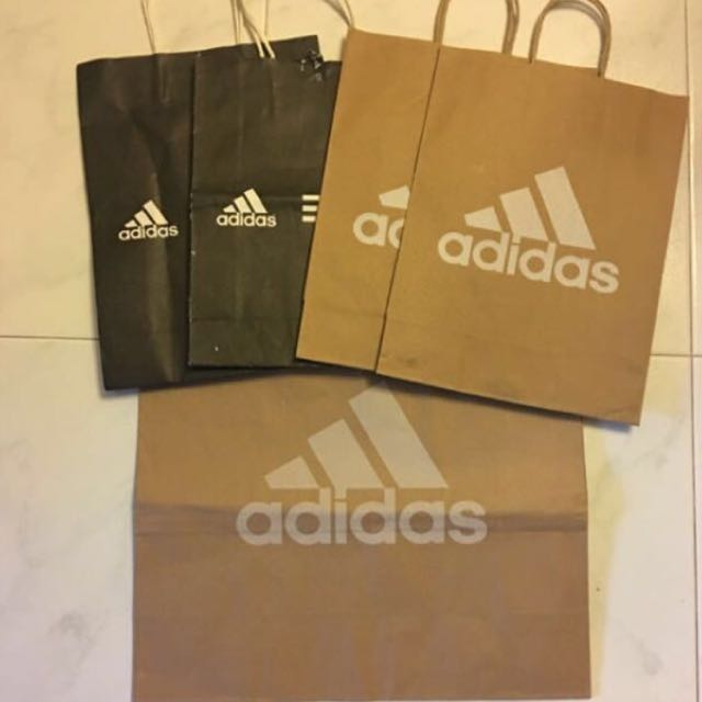 Adidas / New Balance / Misc Paper Bag
