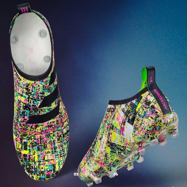 Adidas Glitch HACKEDSKIN 1657d144434
