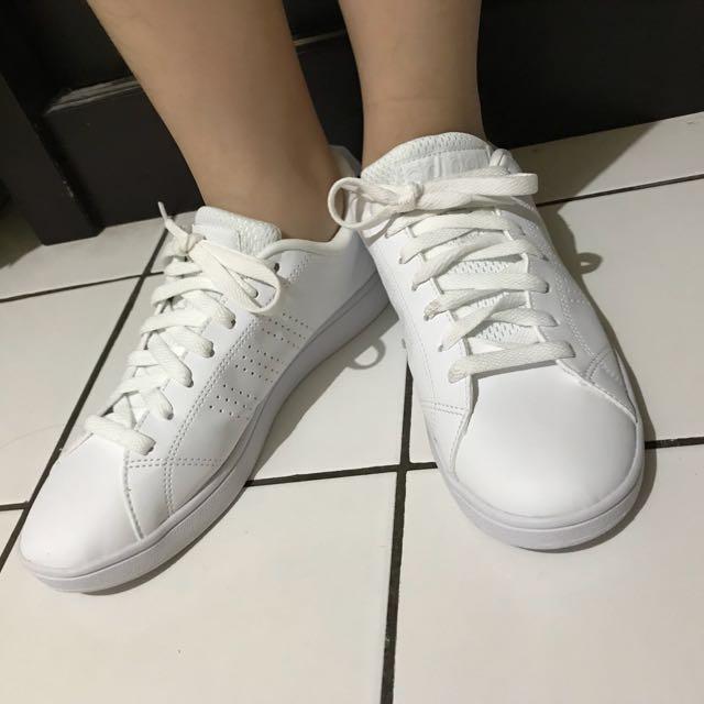 Adidas Neo Advantage Clean Full White