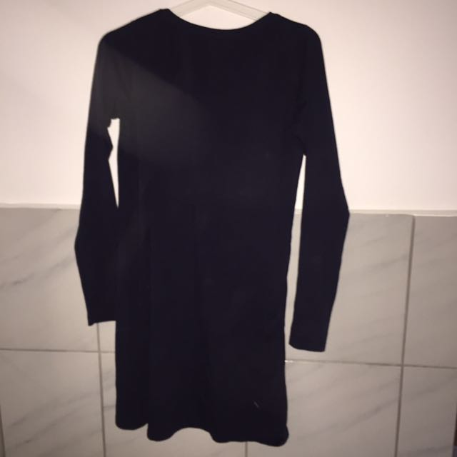 Aerican Apparel navy dress