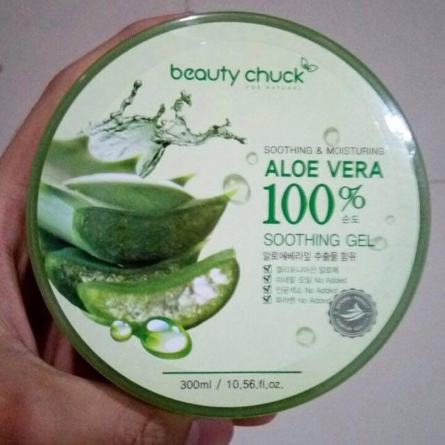 Aloe Vera Beauty Chucks
