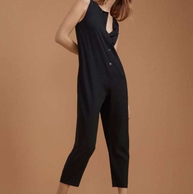 Aritzia (Le Fou Wilfred) Orlene Jumpsuit (size XXS)