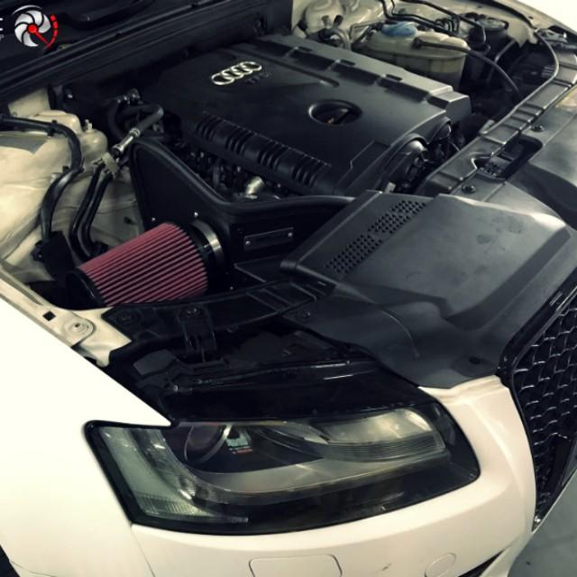 Audi A5 Installed Ecs Tuning Cold Air Intake