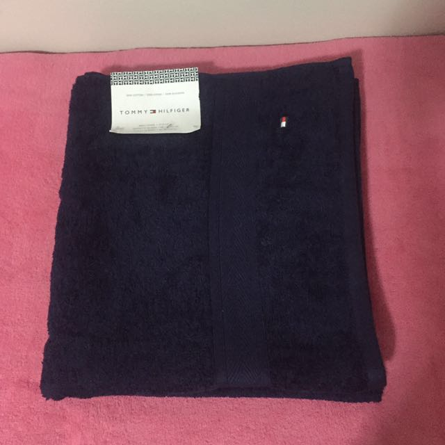 Authentic Tommy Hilfiger towel