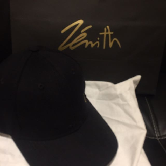 Authentic Zenith Unisex Cap
