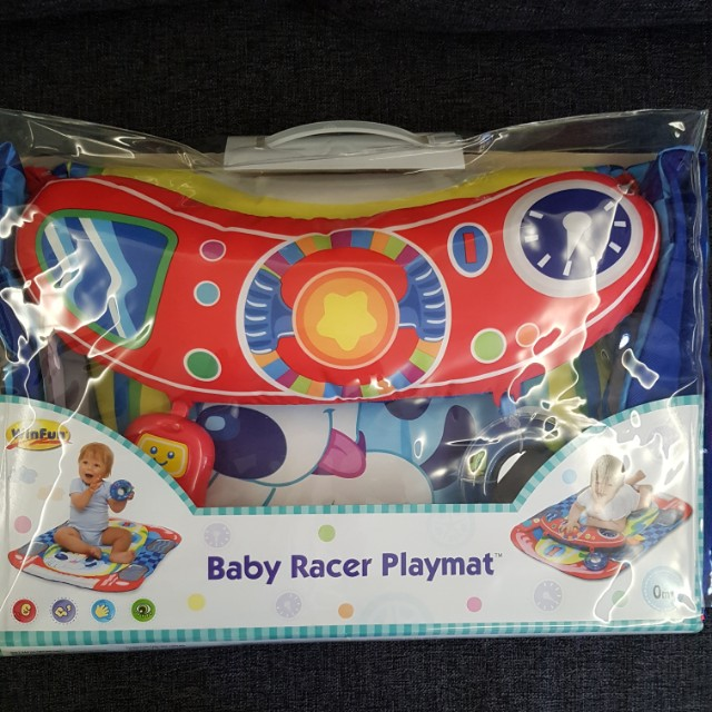 Baby Racer Playmat