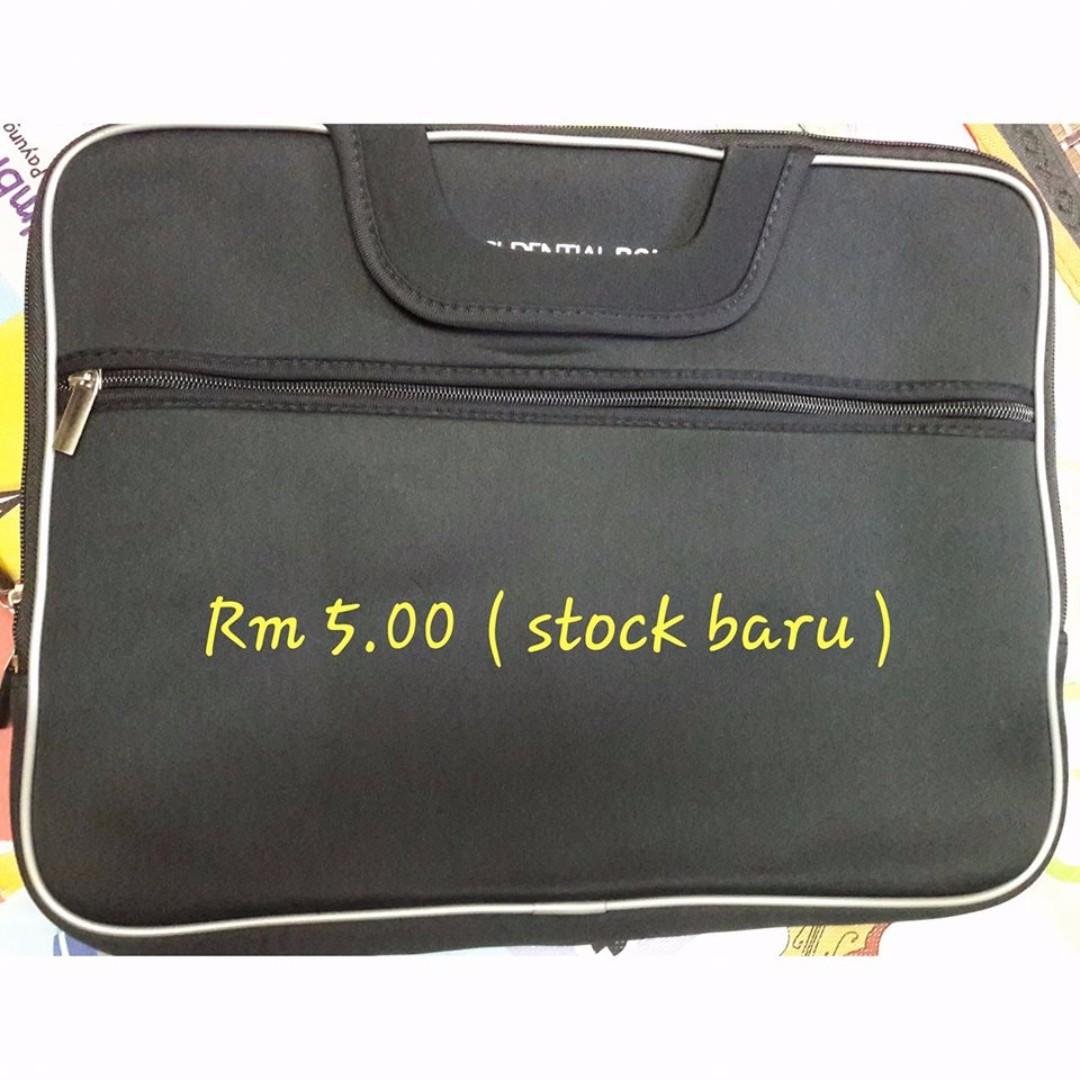 Bag Laptop Books Stationery On Carousell Faber Castell Neo Slim Roller Ball Black Matt Chromed Photo