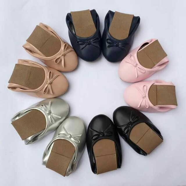 Ballet flat shoes. MTO
