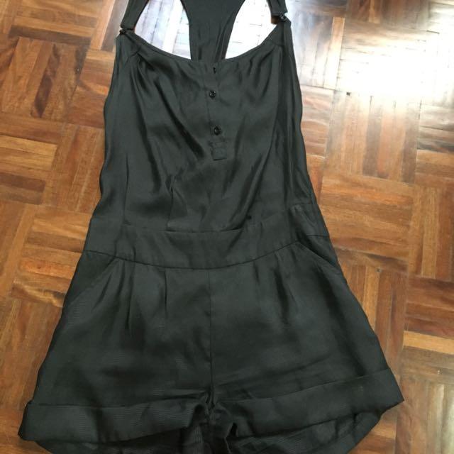 Bardot black jumpsuit