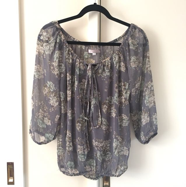 Beautiful Blouse (camisole included) size 10