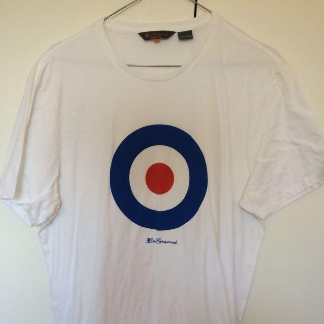 Ben Sherman T-Shirt Sz XL