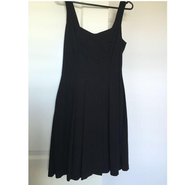 Black Cue Dress