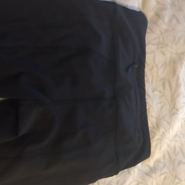 Black lulu lemon luxtreme legging
