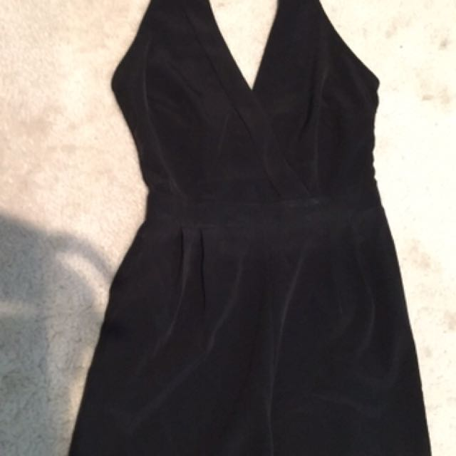 Black romper from Forever 21 size Small