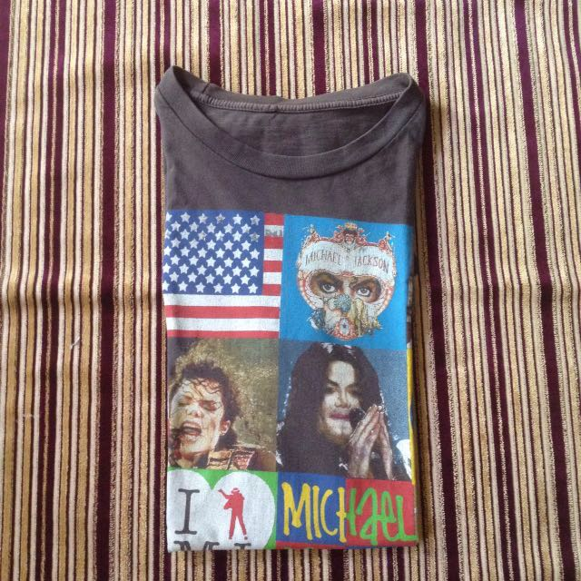 Blacklabel tshirt Michael Jackson series