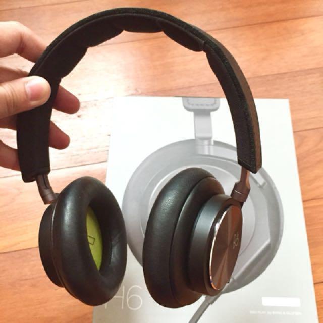 B&O Beoplay H6 Black Headphone