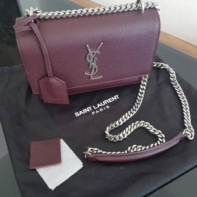 a934fffc5b23 Brand New Authentic YSL Sunset bag