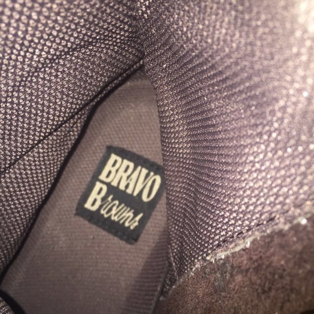 Bravo Brown Boots (size 8) (RESERVED)