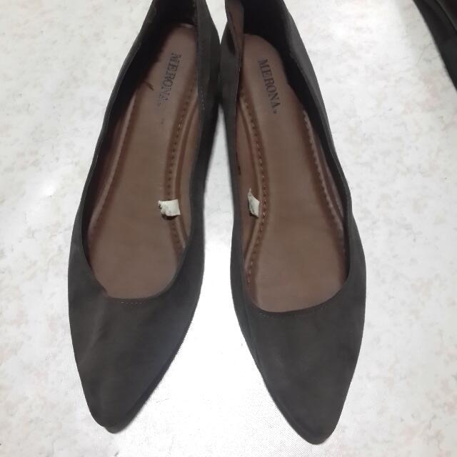 Brown Merona Shoes