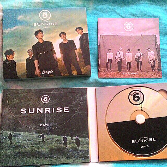 DAY6 SUNRISE THAI VER