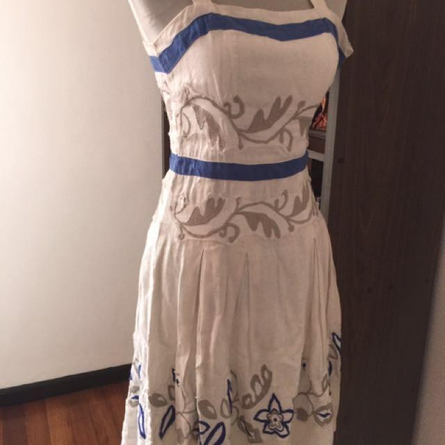 Diane Von Furstenberg DVF dress