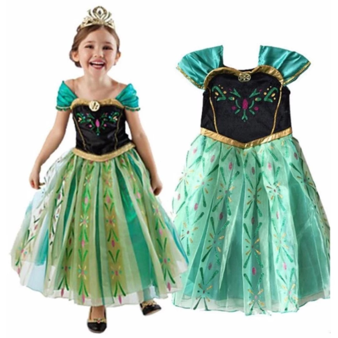photo photo ...  sc 1 st  Carousell : halloween frozen costume  - Germanpascual.Com