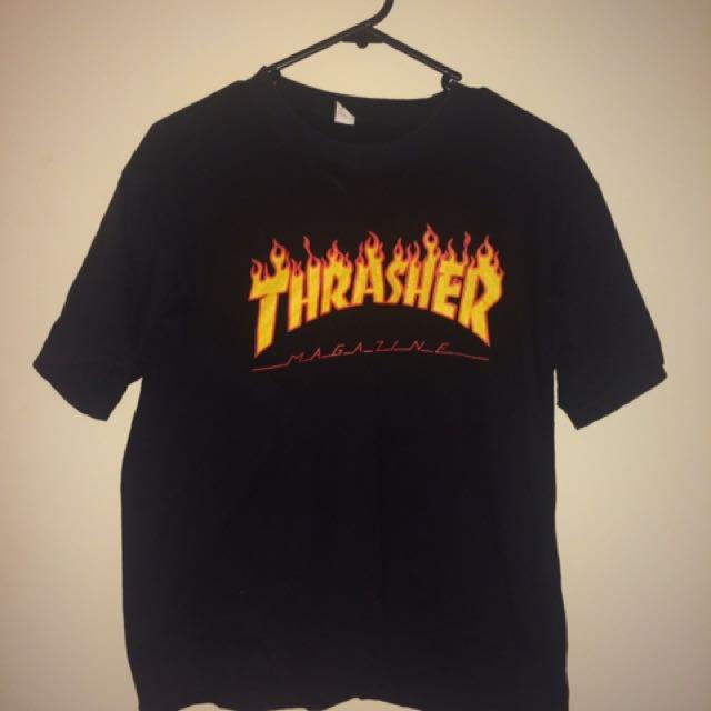 Fake Thrasher Shirt