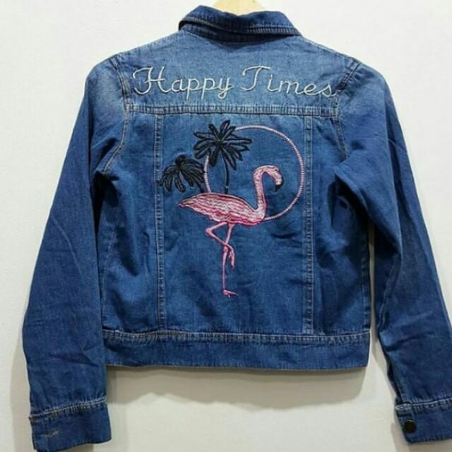 Flaminggo jacket