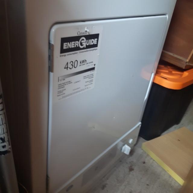 GE Spacemaker Dryer
