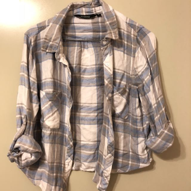 Glassons flannel