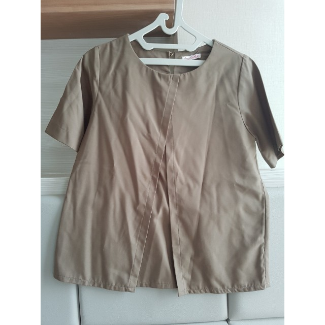 green army top size S